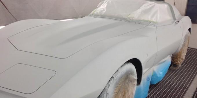 1974 Corvette Project