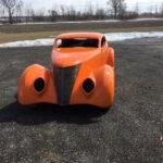 1937 Ford body