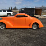 1937 Ford restoration