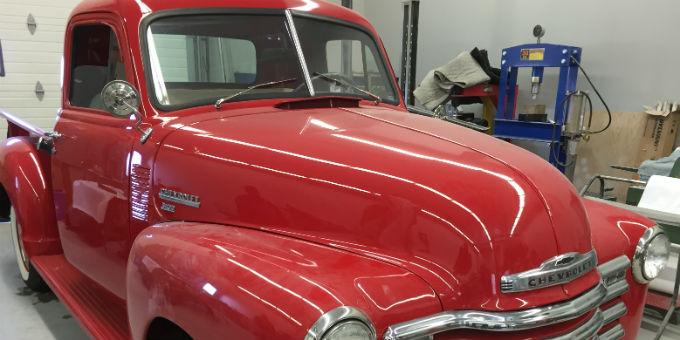 Andy's 1951 Chevrolet