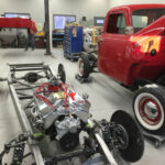 1951 Chevrolet truck frame