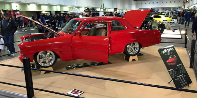 Motorama Custom Car & Motorsports Expo.