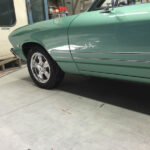 1968 Pontiac Beaumont wheels