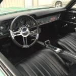 1968 Pontiac Beaumont restored interior
