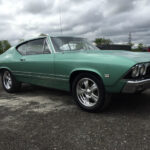 1968 Pontiac Beaumont complete restoration
