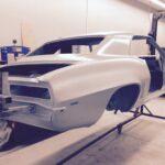 1969 Camaro Restoration - Body Restoration