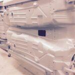 1969 Camaro Restoration - Body Sandblasting and Primer