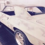 1969 Chevy Camaro Restoration - Sanding and Prep for Paint