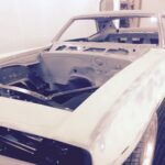 1969 Chevy Camaro Restoration - Prep for Paint