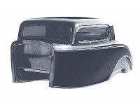 outlaw performance Fiberglass Bodies 1932 Ford Coupe