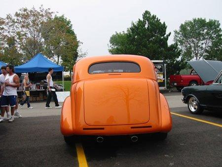 1937 Chevrolet Restoration