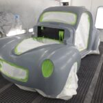 41 willys restoration - primer