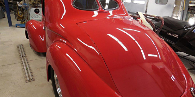 41 Willys Project
