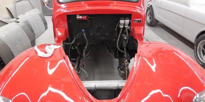 41 Willys Restoration Progress