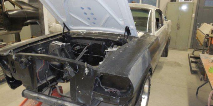 1965 Mustang Fastback Restoration
