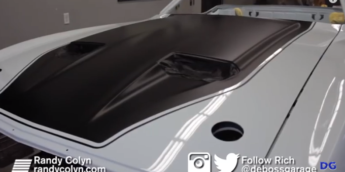Deboss Garage Video – 71 Mustang update