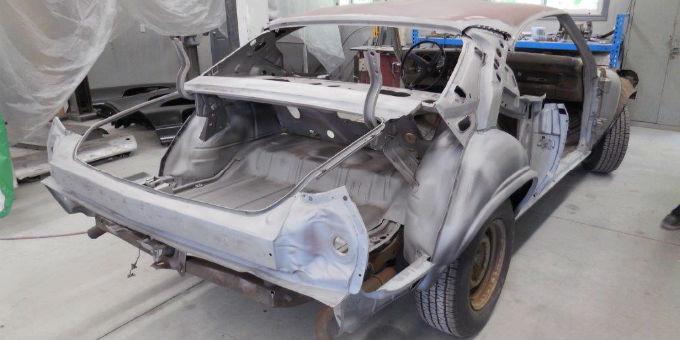 1968 pontiac beaumont restoration muscle car restoration shop. Black Bedroom Furniture Sets. Home Design Ideas