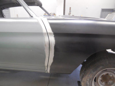 '72 Chevelle Fender Door Gaps