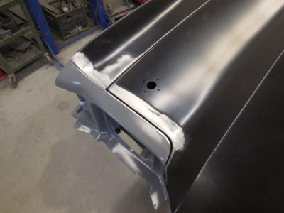 1972 Chevelle – Hood/Fender/Headlight Panel