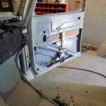 1948 Ford Anglia Restoration - Power Windows Installation