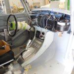 1948 Ford Anglia Restoration - Custom Dash and Center Console
