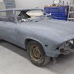 Pontiac Beaumont Restoration - Body work - Primer