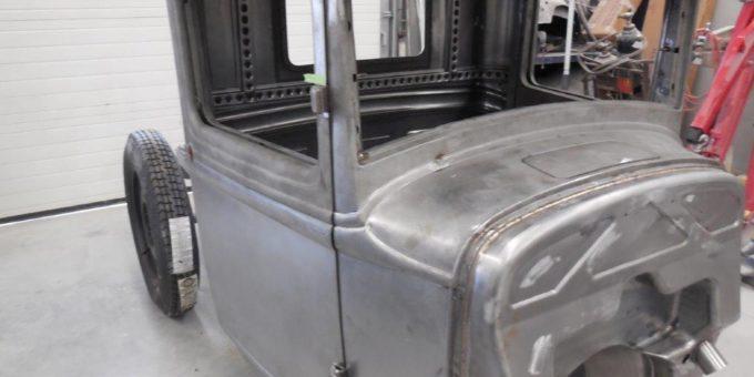 32 Ford Pickup Restoration
