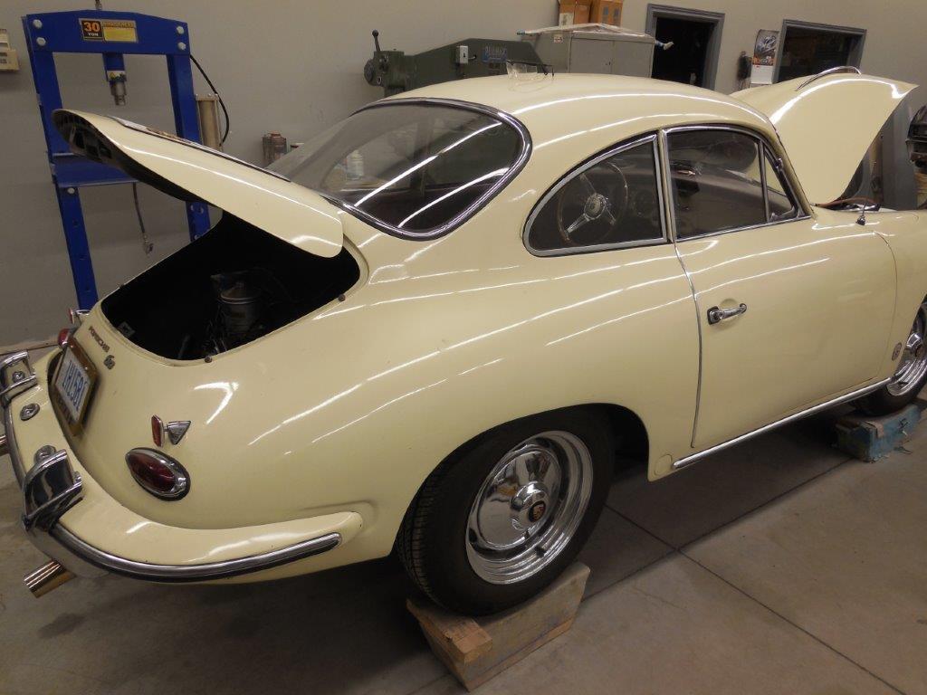 Full Porsche Restoration - Randy Colyn Restorations