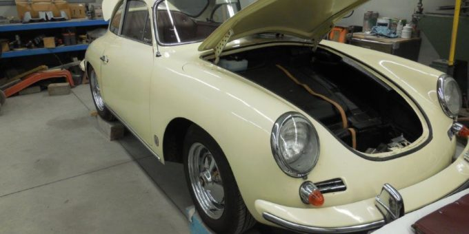 Full Porsche Restoration