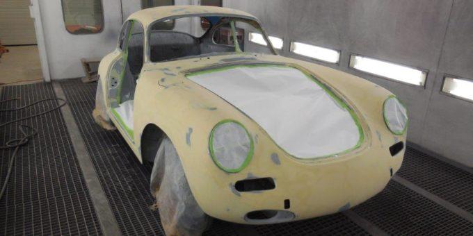Porsche Ready for Primer