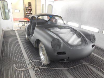 Priming the Porsche