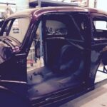 1948 Ford Anglia Restoration - Custom Paint
