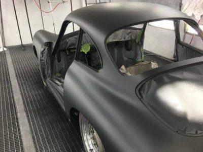 The Porsche is Primed
