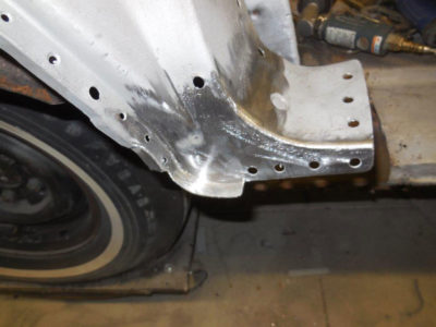 1960 Mercury Parklane – Rear Inner Door Jam