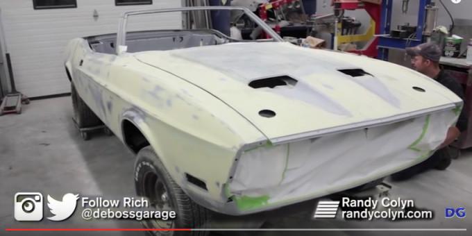 Randy Colyn on Deboss Garage #2