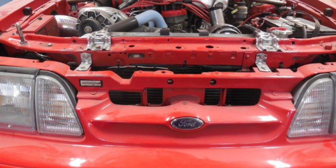 88 Fox Body Mustang