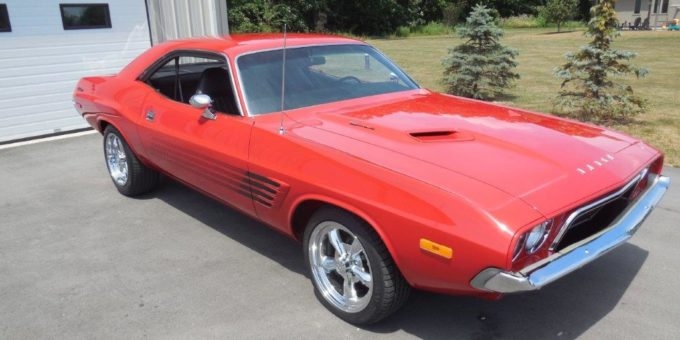 Challenger is Fully Restored